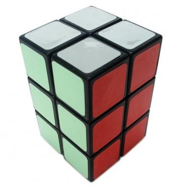 Z-Cube 2x2x3 Cuboide Mágico. Base Negra