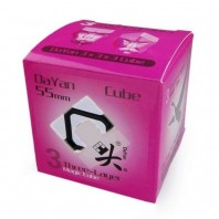 Dayan Zhanchi 55 mm 3x3x3 Base Negra