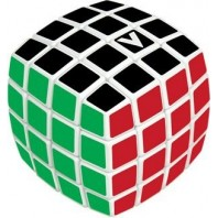 Nuevo V-cube 4 Pillow. Base Blanca. Cubo 4x4 V-cube.