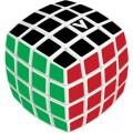 V-Cube 4 Pillow 4x4x4 Magic Cube. Weiss Base