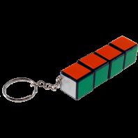 Llavero cubo mágico 4x1x1