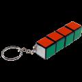 4x1x1 Mini Magic Cube Keychain.