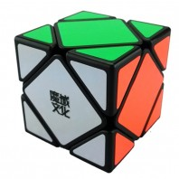 Moyu SkewB Magic Cube. Black Base