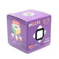 Cubo 3x3x3 Aurora Shengshou III. Cubo Mágico Jiguang Sheng-shou 3x3 Base Negra