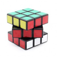Wind Shengshou 3x3x3 Magic Cube. Black Base