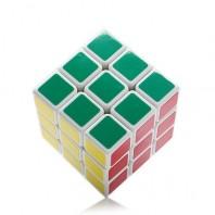 Cubo 3x3x3 Aurora Shengshou III. Cubo Mágico Jiguang Sheng-shou 3x3 Base Blanca