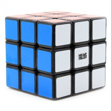 Moyu Weilong 3x3x3 Magic Cube. Black Base