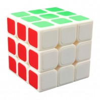 QiYi Qihang 3x3x3 Magic Cube. White Base