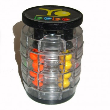 Yolocoloco. 3d Nintendo Barrel Puzzle