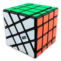 Moyu Aosu Windmill Magic Cube. Black Base