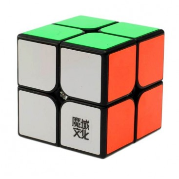 Moyu Tangpo 2x2x2 Magic Cube. Black Base