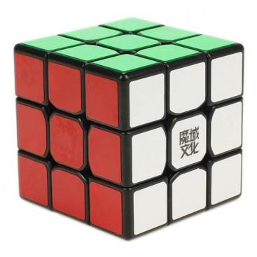 Moyu TangLong 3x3 Cubo Mágico. Base Negra
