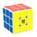 Moyu TangLong 3x3 Magic Cube. White Base
