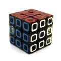 QiYi Degenerator 3x3x3. Base Negra Translúcida