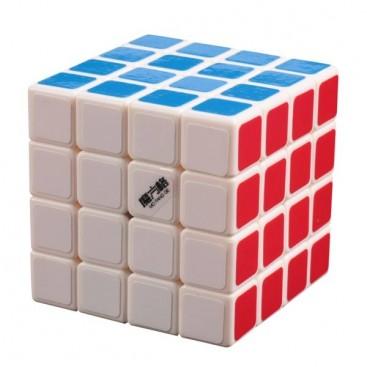 QiYi Qihang 4x4x4 Cubo Mágico. Base Blanca