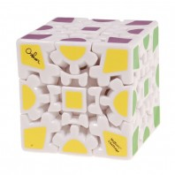 Gear Cube Meffert's. White Base