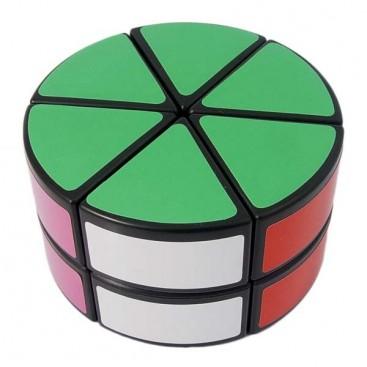 DianSheng 2-Layer Cylinder 3x3x2. Cilindro Base Negra