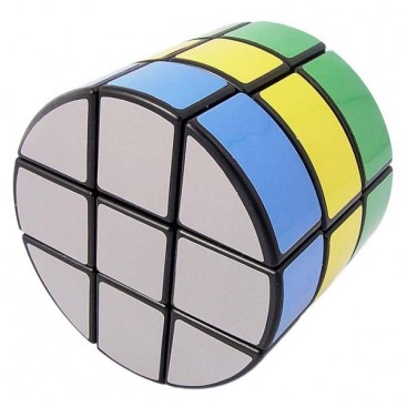 DianSheng 3-Layer Cylinder 3x3x3. Black Base | MasKeCubos
