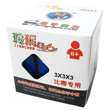 Shengshou Linglong 46mm 3x3x3 Base Negra