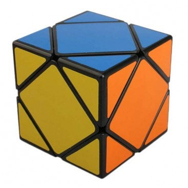ShengShou SkewB Magic Cube. Black Base