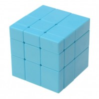 YuXin Mirror Blue Monochrome 3x3x3 Magic Cube