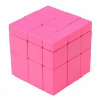 Mirror Pink Monochrome 3x3x3 Magic Cube