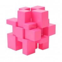 YuXin Mirror Pink Monochrome 3x3x3 Magic Cube