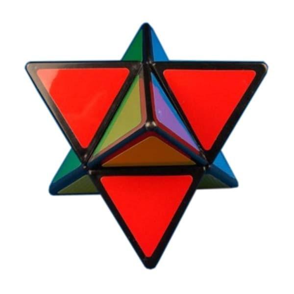 Resultado de imagen para estrella tetraédrica