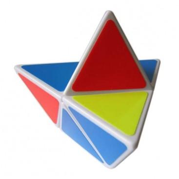 ShengShou Pyramorphix. Base Blanca
