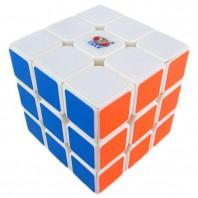 YJ Yulong 3x3x3 Cubo Mágico. Base Blanca