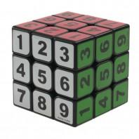 Z-Cube Sudoku 05 3x3 Cubo Mágico. Base Negra