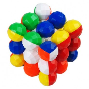 DianSheng Bead-Shape 3x3 Stickerless