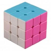 FanXin LingShuang 3x3x3 Stickerless Pink