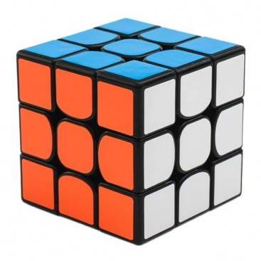 MoYu Guoguan Yuexiao 3x3x3 Black Base