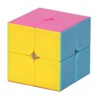 Moyu Lingpo 2x2 Cubo Mágico Stickerless
