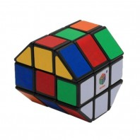 HeShu 3-Layer Octagonal-Cylinder 3x3x3. Black Base