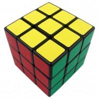 Shengshou Sujie 3x3x3 Magic Cube. Black Base
