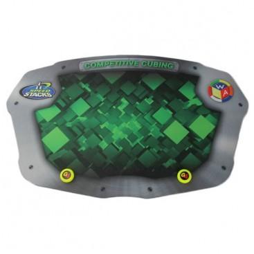 Speed Stacks Cubing Voxel Glow Mat. Speedcubing Mat