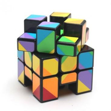 YuXin Mirror Blue Monochrome 3x3x3 Magic Cube