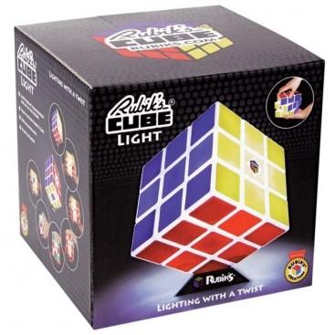 Cubo de Rubik 3x3x3 LAMPARA. Rubik's 3x3 100% funcional y Gigante.