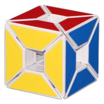LanLan Edge Only Void Cube. White Base
