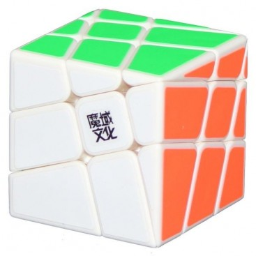 YJ Fenghuolun. Magic Cube. Black