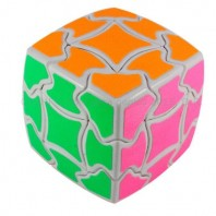 Evgeniy Dino Pillow Magic Cube. Black Base