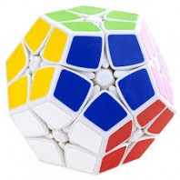 ShengShou Megaminx 12x12 Magic Minx. White Base