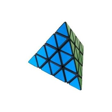 Shengshou Pyraminx Magic Minx. Black Base