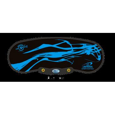 Speed Stacks Cubing PS2 BLUE FLOW Mat. Tapete Speedcubing