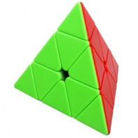 QiYi Piraminx Stickerless
