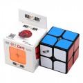 Qiyi Cavs 2x2 Magic Cube. Black Base