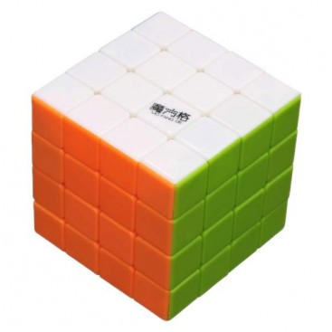 QiYi MoFangGe 4x4x4 Magic Cube Stickerless