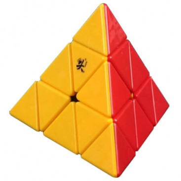 Dayan Pyraminx Magic Minx. Stickerless